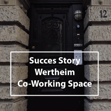 Wertheim Cologne: tailored communication in the coworking space